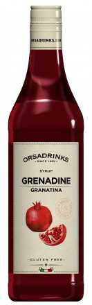 Pomegranate ODK Syrup