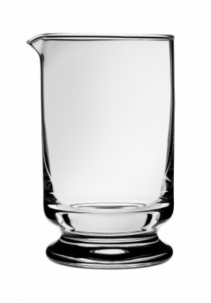 Calabrese Footed Mixing Glass 600ml