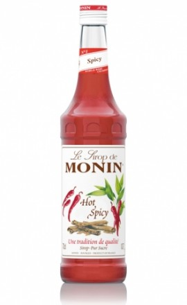 Monin Hot Spicy Syrup