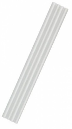 Drinking Straw Transparent pack of 1000 pcs Ø 8mm / 19cm Straight